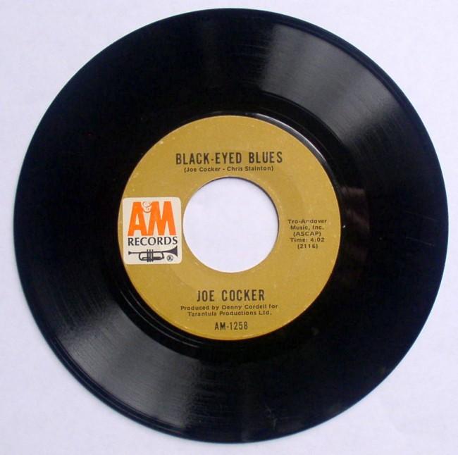 Joe Cocker Black-Eyed Blues