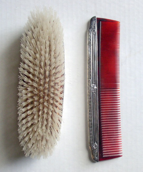 Brush And Comb 2