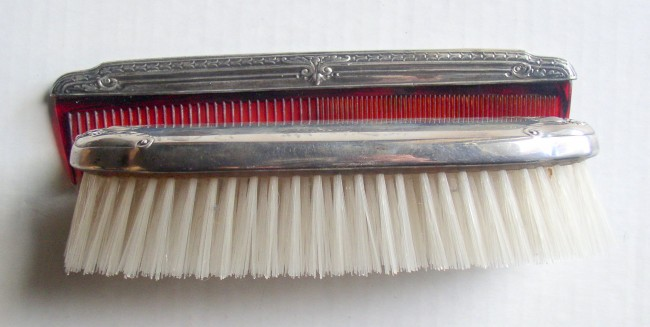Brush And Comb 3