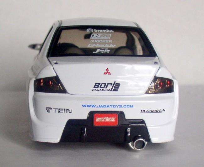 Mitsubishi Lancer Evolution VIII 4