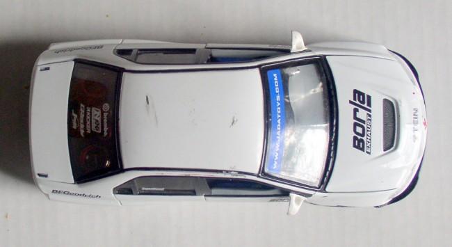 Mitsubishi Lancer Evolution VIII 5