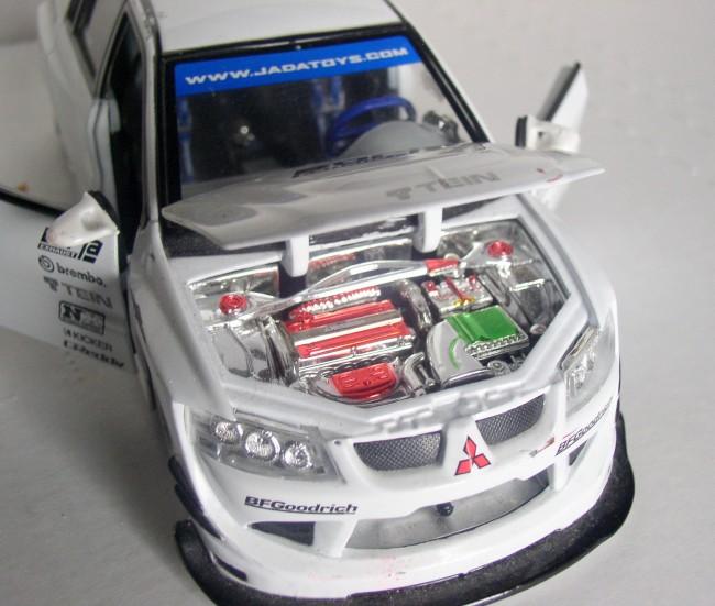Mitsubishi Lancer Evolution VIII 8