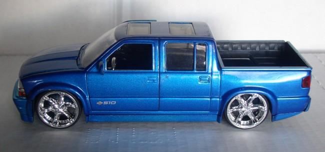 2000 Chevy S-10 2