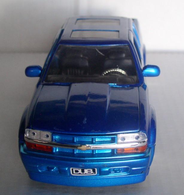 2000 Chevy S-10 3