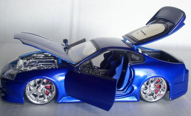 Toyota Supra 7