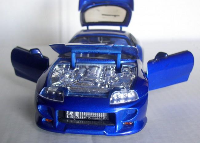 Toyota Supra 8