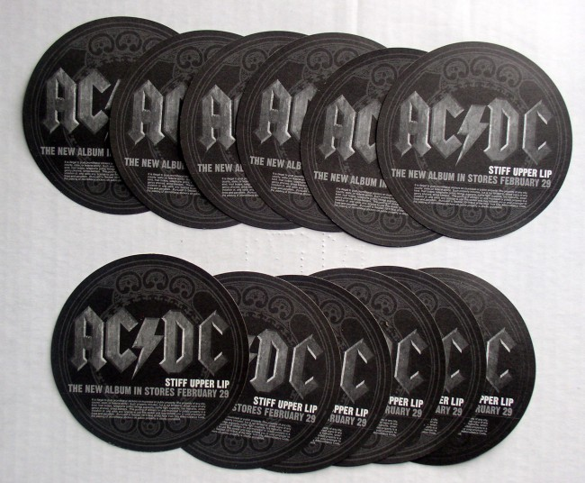 AC/DC Stickers 2