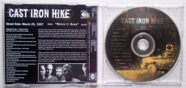 Cast Iron Hike Promo CD 2