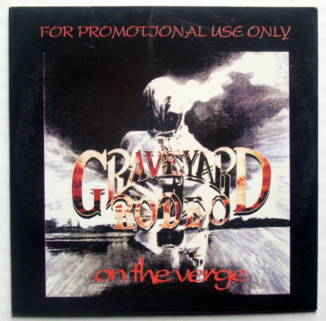 Graveyard Rodeo Promo CD 1