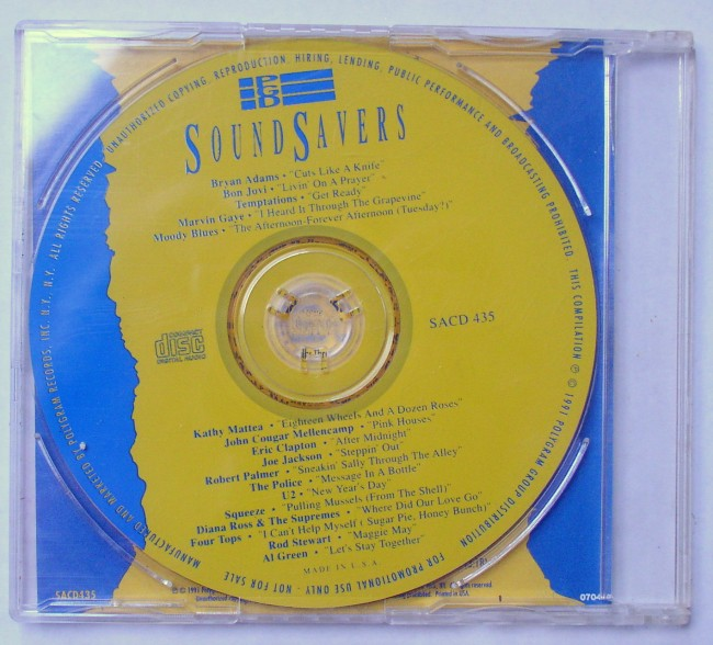 Polygram Soundsavers CD 2