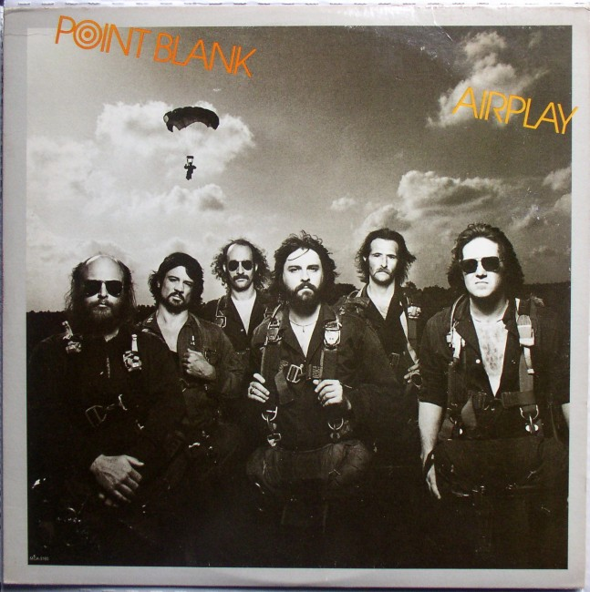 Point Blank / Airplay LP 1