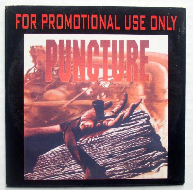 Puncture Promo CD 1