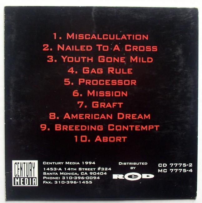 Puncture Promo CD 2