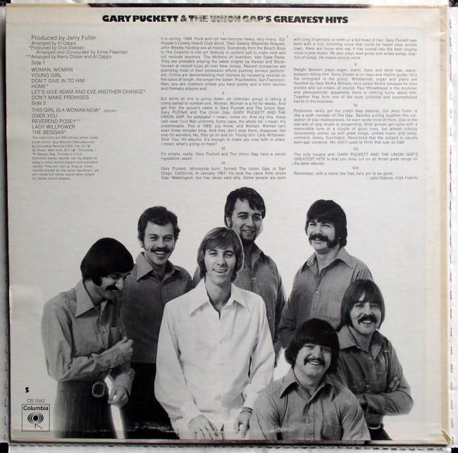 Puckett LP 2