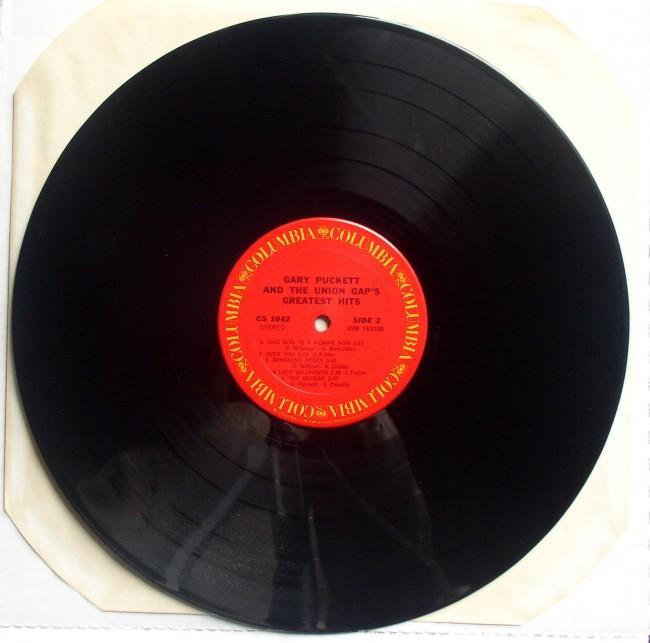 Puckett LP 4