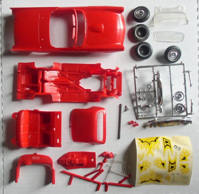 1957 Thunderbird Kit 2