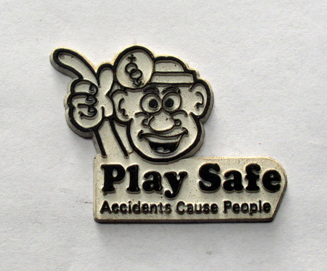 Play Safe Magnet