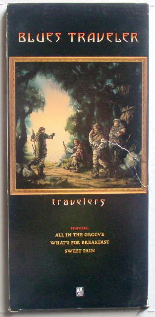 Longbox Blues Traveler / Travelers & Thieves 1
