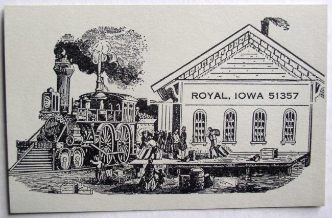 Royal Postcard 1