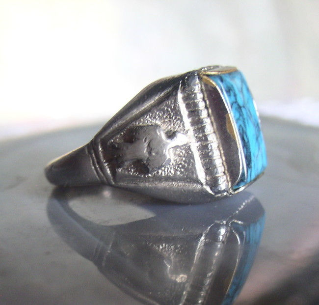 Turquoise Ring 3