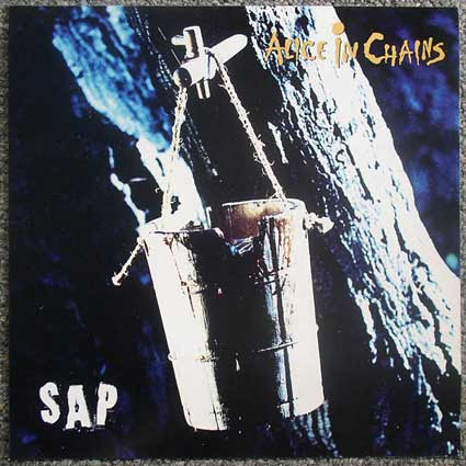 Alice In Chains SAP flat front