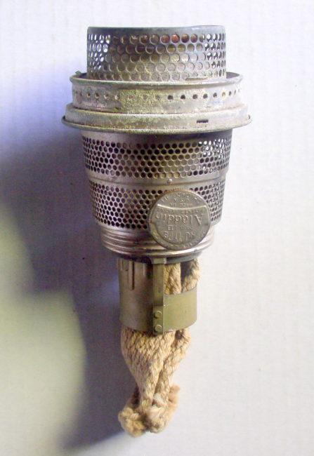 Model B Burner 1