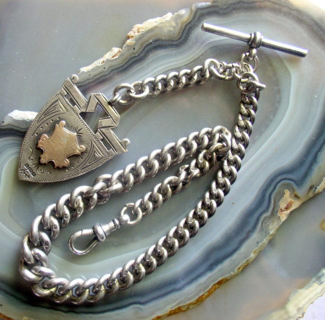 Silver Hallmarked Chain 1
