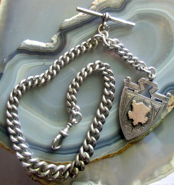 Silver Hallmarked Chain 2