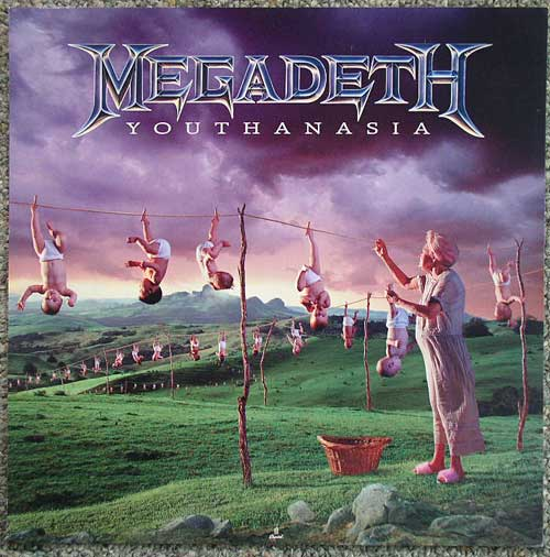megadeth youthanasia ff