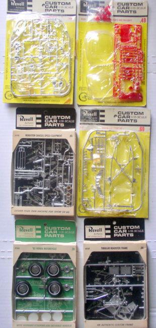 Revell Custom Parts 1