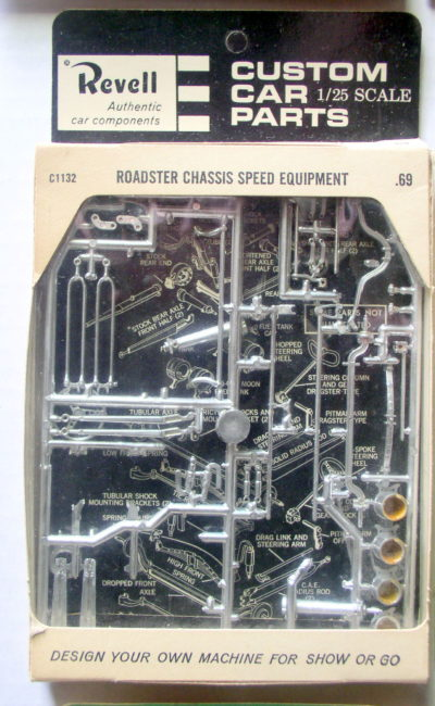 Revell Custom 1 25 Scale Plastic Model Car Amp Motorcycle