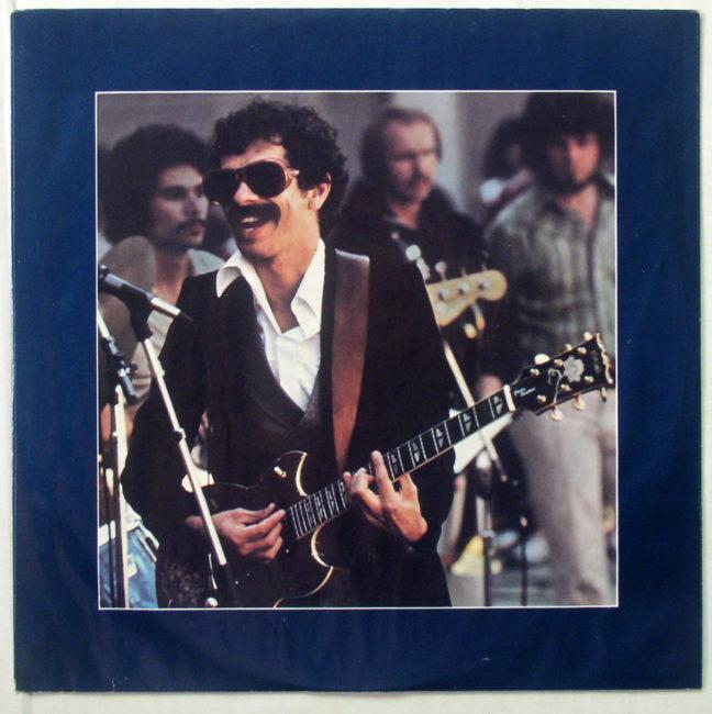 Santana Moonflower LP 4