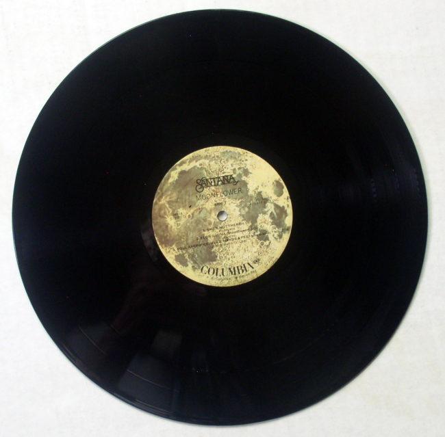Santana Moonflower LP 7