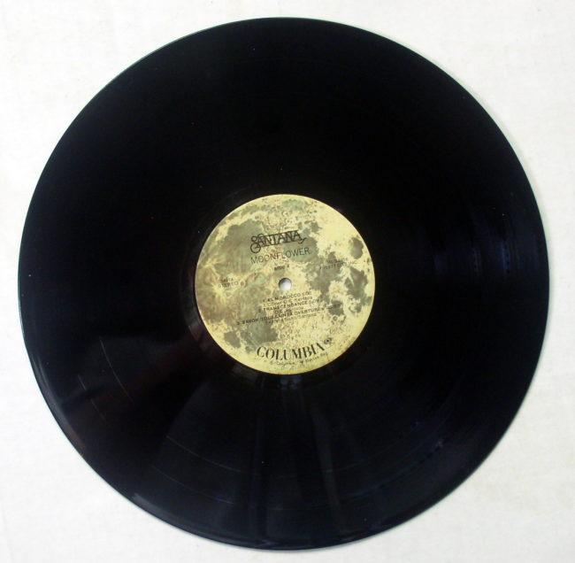 Santana Moonflower LP 8