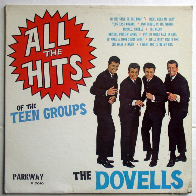 Dovells LP 1