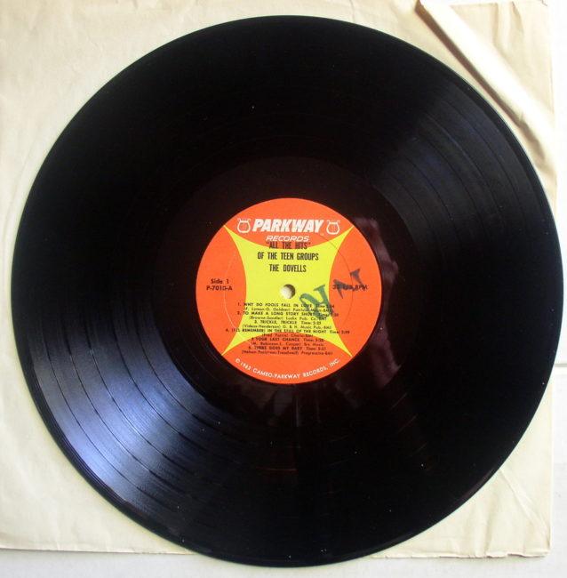 Dovells LP 3