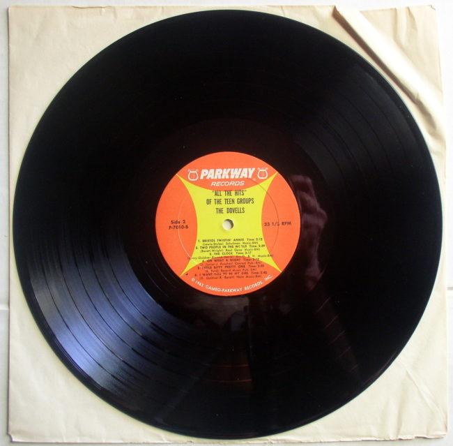 Dovells LP 4