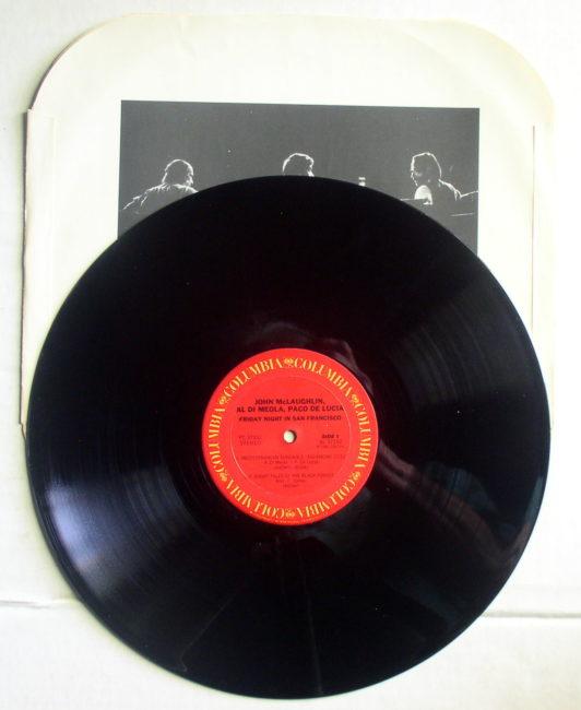Di Meola, McLaughlin, De Lucia LP 3
