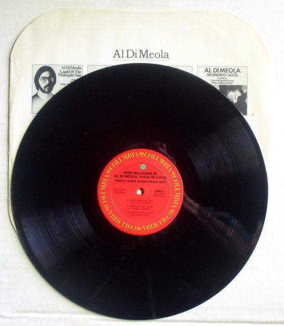 Di Meola, McLaughlin, De Lucia LP 4