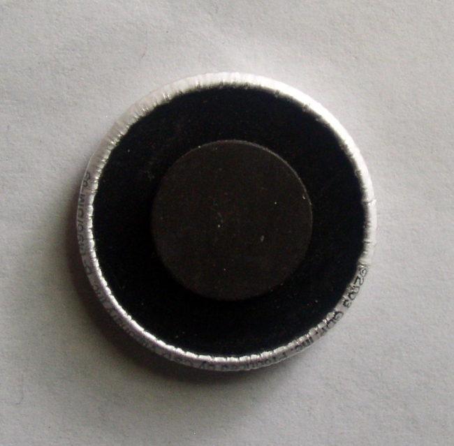 Grateful Dead Button Magnet 2