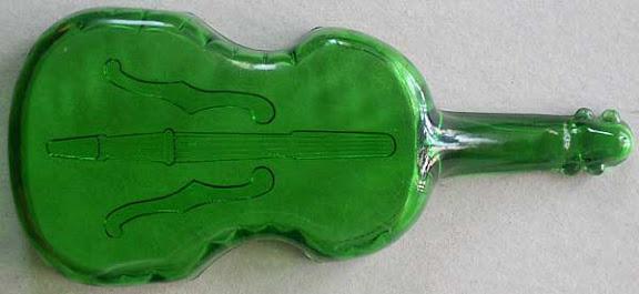 green glass violin 2