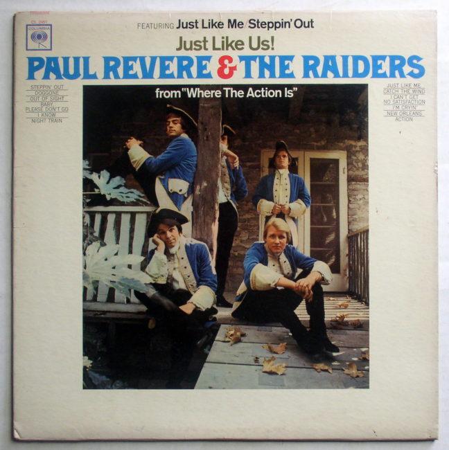 Paul Revere & Raiders LP 1