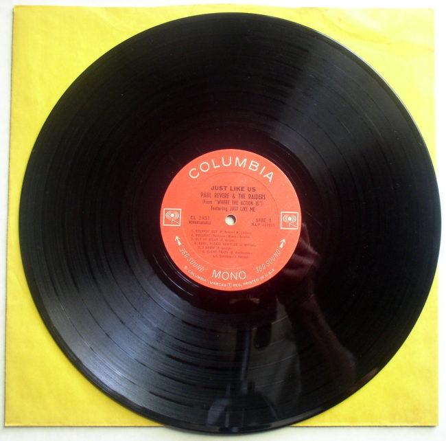 Paul Revere & Raiders LP 3