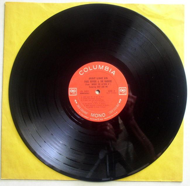 Paul Revere & Raiders LP 4