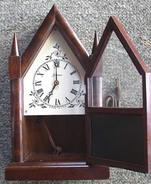 steeple clock 2
