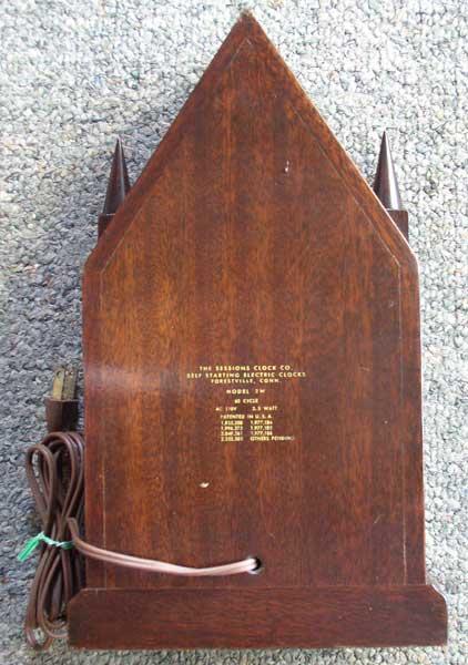 steeple clock 3