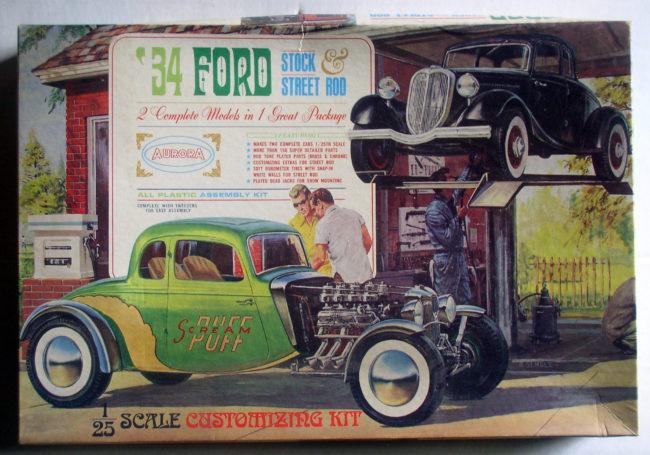 Aurora '34 Ford 1