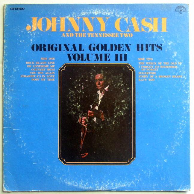 Johnny Cash Original Golden Hits II 1
