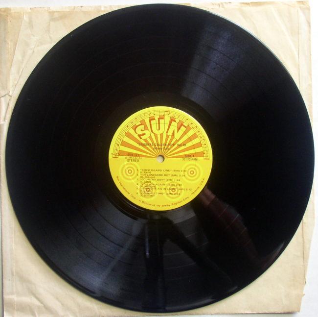 Johnny Cash Original Golden Hits II 3