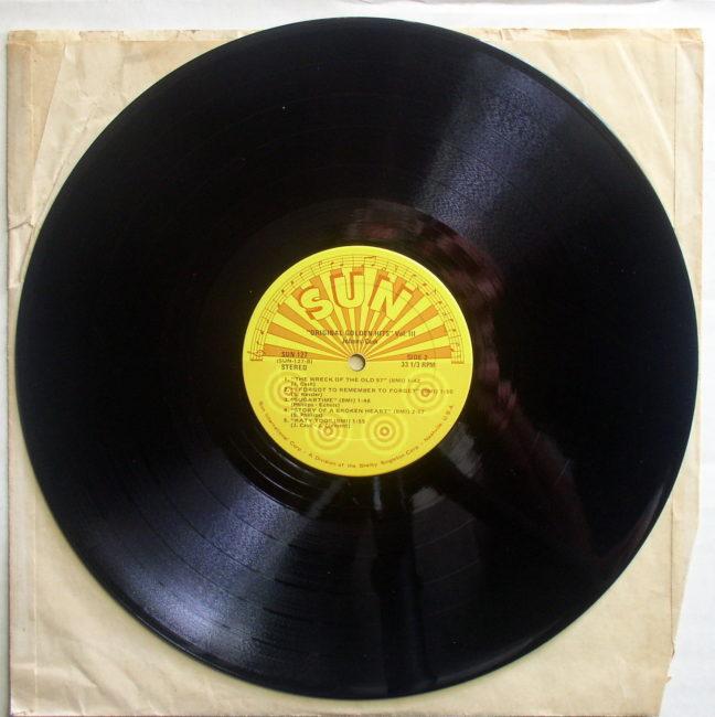Johnny Cash Original Golden Hits II 4